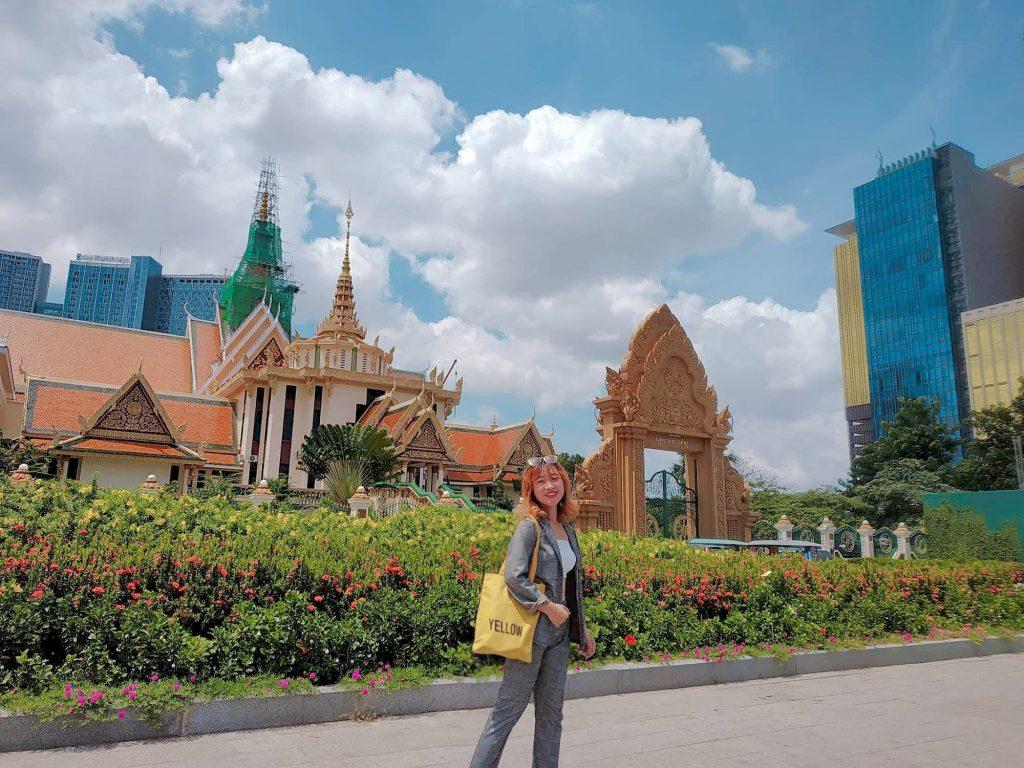 Đi phượt Campuchia