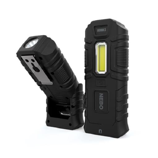 đèn pin chiếu sáng 2