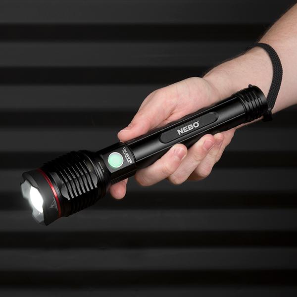 đèn pin led chiếu sáng 3