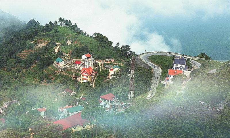 Phượt Tam Đảo gần Hà Nội