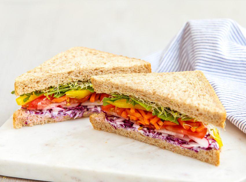 Sandwich dã ngoại