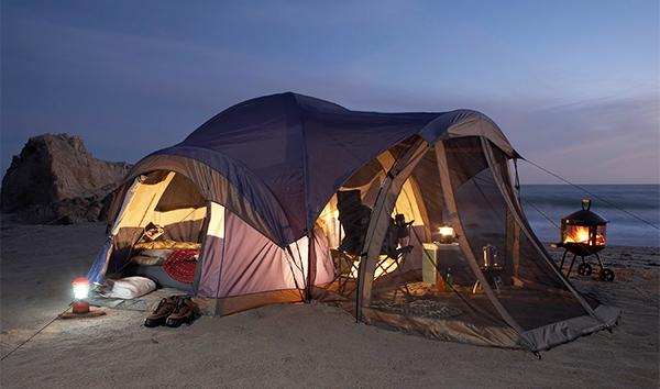 lều cắm trại bốn mùa