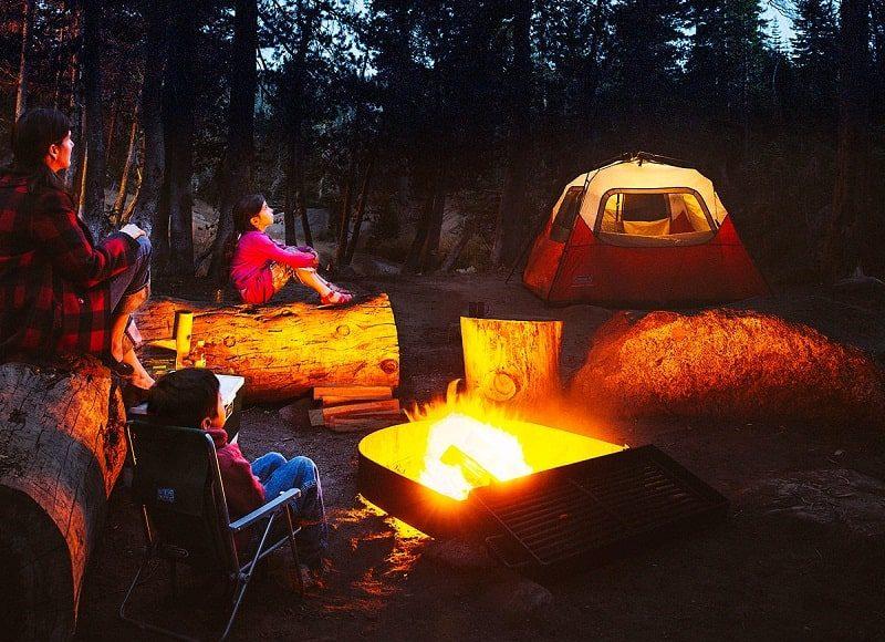 Cách dựng lều trại