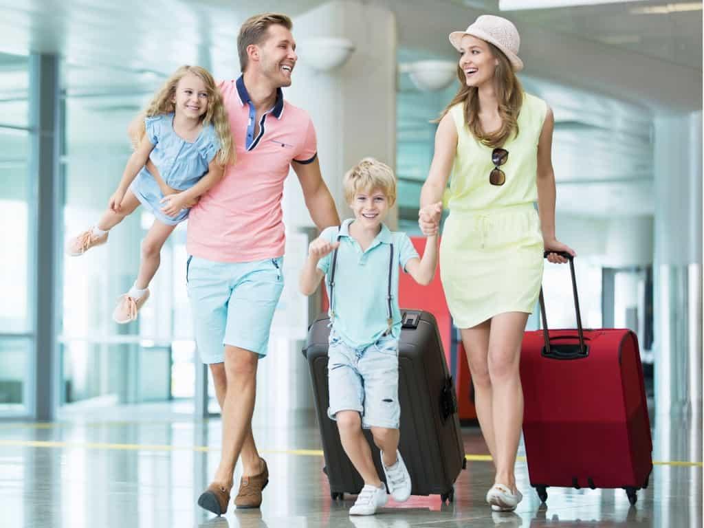 chuẩn bị trước khi đi du lịch thay đổi như nào