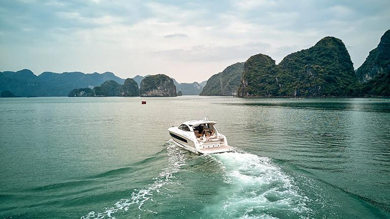trải nghiệm du thuyền cá nhân