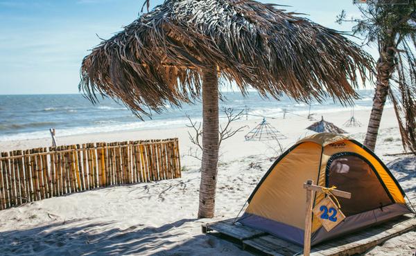 tham khảo giá cho thuê lều trại