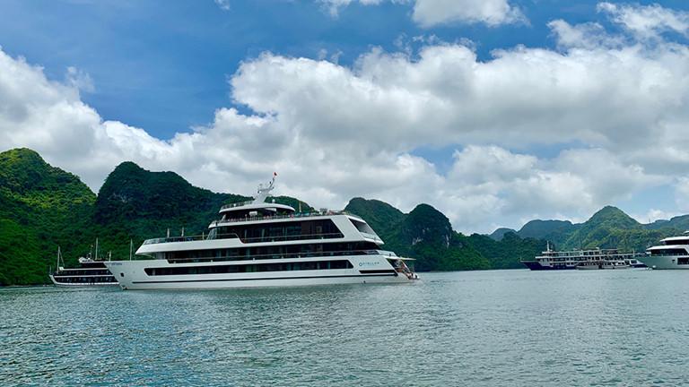 trải nghiệm du lịch trên du thuyền cá nhân