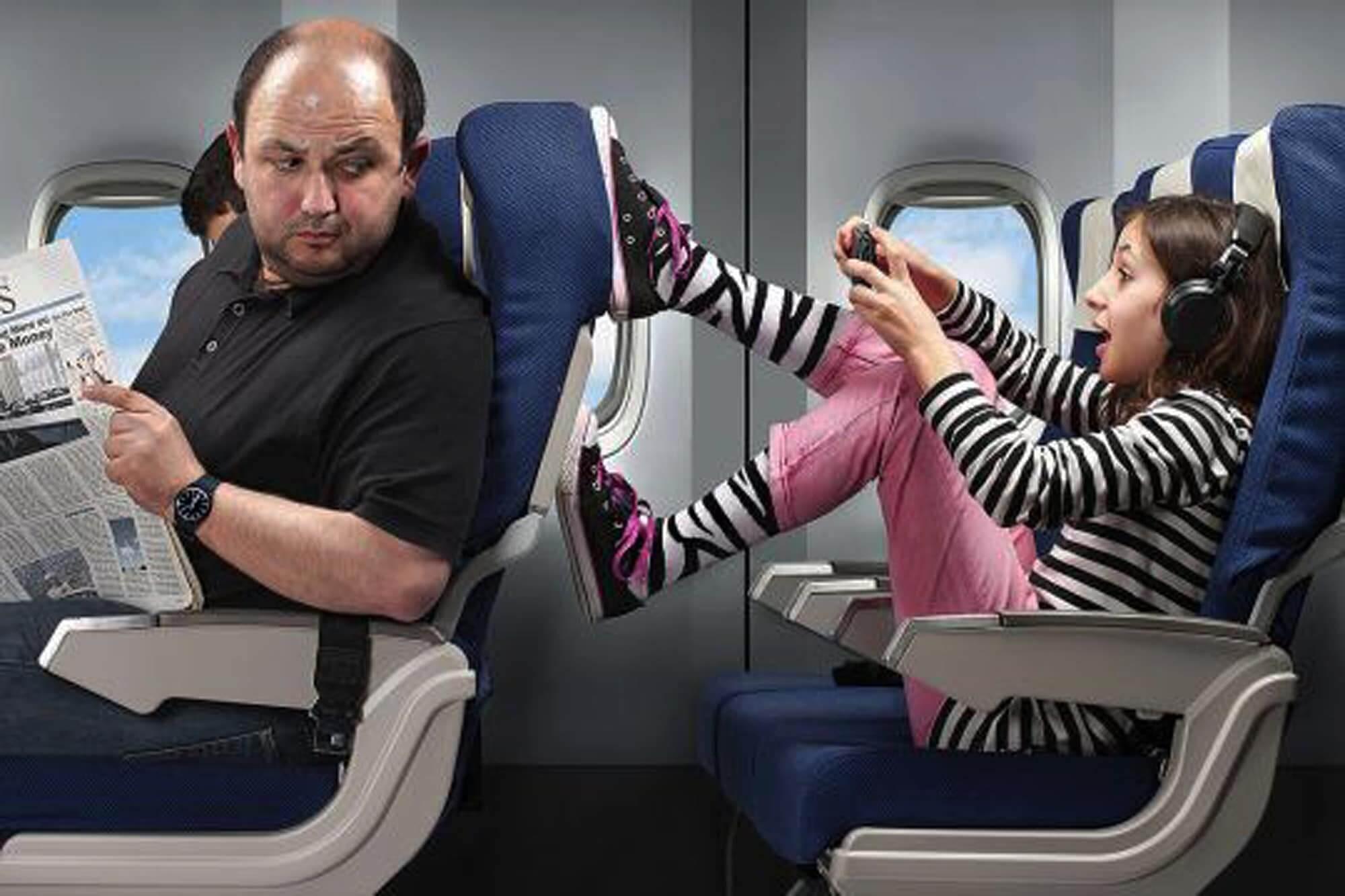kinh nghiệm đi máy bay đường dài