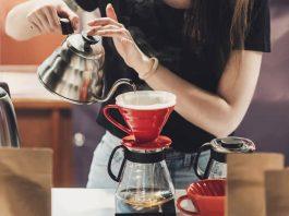 ấm pha cà phê tại nhà